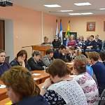 Елена Писарева оценила успехи развития Хвойнинского района