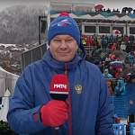 Дмитрий Губерниев грубо высказался в адрес легенды российского биатлона