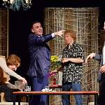 Спектакль новгородского театра «Малый» «Бог резни»: трагикомедия про каждого