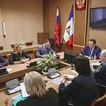 Повышенная готовность: Андрей Никитин провёл заседание оперативного штаба по коронавирусу
