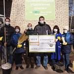 Новгородская компания «Доверительное управление домом» профессионально отнеслась к профилактике коронавируса