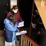 Сотрудники полиции и Роспотребнадзора проверяют самоизоляцию вернувшихся из-за границы новгородцев