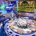 Желтые шарики заменили зрителей на программе «Поле чудес»