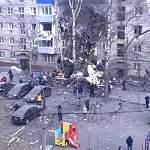 В городе Орехово-Зуево взрыв уничтожил три этажа многоквартирного дома