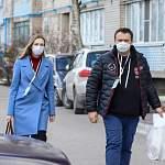 Андрей Никитин с супругой присоединились к волонтёрскому центру «Мы вместе»