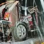 За выходные в Новгородской области три человека пострадали в ДТП
