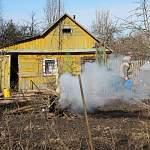В Новгородской области введён особый противопожарный режим