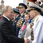 Владимир Путин отложил подготовку к параду Победы на более поздний срок
