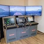 В Морском центре капитана Варухина появился тренажер с элементами виртуальной реальности