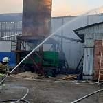 В Пестовском районе произошло сразу несколько крупных пожаров