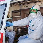 Статистика по коронавирусу в России на утро 25 апреля: побит печальный «рекорд» по смертности
