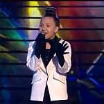 Победительницей проекта «Голос. Дети» стала Олеся Казаченко