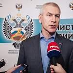 Министр Олег Матыцин объяснил, почему сейчас нельзя возобновлять подготовку спортсменов