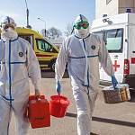 Статистика по коронавирусу в России на утро 26 апреля: количество инфицированных превысило 80 тысяч