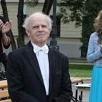 Новгородский дирижёр Кирилл Шалённый отметил юбилей