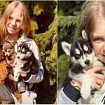 У фигуристки Трусовой появилась еще одна собака. Какой элемент Александра выучила на этот раз?