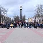 Проезд у стелы Воинской Славы в Великом Новгороде отремонтируют до Дня Победы