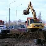Начались работы на трассе, которая связывает несколько районов Новгородской области