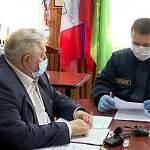 Глава Маловишерского района Николай Маслов доложил Андрею Никитину об эпидемиологической обстановке