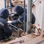 В рамках нацпроекта «Культура» завершается ремонт ДК в Холмском районе
