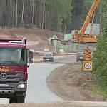 В Новгородской области строителей М-11 заставили рекультивировать земельный участок