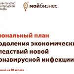 Из чего состоит новгородский план по преодолению экономических последствий коронавируса?