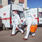 В Новгородской области количество выявленных случаев COVID-19 за сутки сравнялось с числом выписанных пациентов