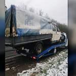 Майские капризы погоды спровоцировали серьёзное ДТП в Новгородском районе