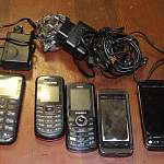 Провалилась очередная попытка доставить в парфинскую колонию мобильные телефоны