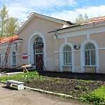 В Сольцах начался ремонт железнодорожного вокзала