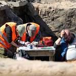 В Великом Новгороде найдена берестяная грамота на археологических раскопках Софийской набережной