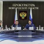 Андрей Никитин и Сергей Столяров обсудили вопросы защиты прав предпринимателей