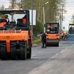 В Боровичах начался ремонт автомобильных дорог и тротуаров
