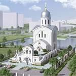 В Петербурге возводят социальный центр с храмом в память о жертвах теракта над Синаем