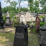 В некрополе московского Донского монастыря реставрируют уникальные надгробия