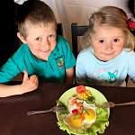 Валдайские малыши готовят необычные блюда на тему ПДД — смотрите и вдохновляйтесь!