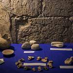 Найденные в Иерусалиме подземные древние камеры относятся ко времени борьбы иудеев с Римом