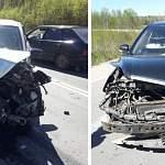 Три мальчика и четверо взрослых пострадали в ДТП на объездной трассе Великого Новгорода