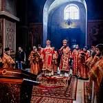 Новгородская епархия почтила память святых равноапостольных просветителей Кирилла и Мефодия