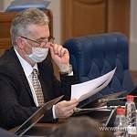 Областная Дума внесла изменения в бюджет региона, приняв поправку Анатолия Федотова о средствах на дезинфекцию