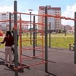 Спортивной площадке в новгородском парке «Юности» вновь потребовался ремонт