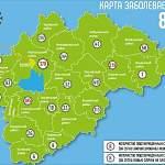 Из 14 новых случаев COVID-19 в Новгородской области больше всего пришлось на Боровичский район
