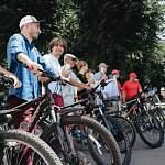 В День физкультурника активисты ОНФ провели триатлон в Валдайском национальном парке