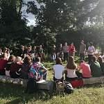 Глава Пестовского района поблагодарил студентов-медиков за участие в акции «#МыВместе»
