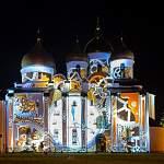 Что происходило на репетиции светового шоу «Борьба за Победу» в Великом Новгороде?