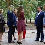 Андрей Никитин посетил с рабочей поездкой Старорусский район