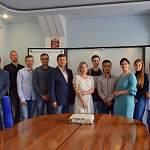 Юрий Боровиков встретился с участниками программы «Аспирантский прорыв» в НовГУ