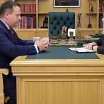Андрей Никитин держит ситуацию с заболеванием детей в шимской школе на личном контроле