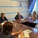 В Великом Новгороде прошёл круглый стол по работесистемы здравоохранения в осенне-зимний период