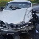 В Хвойной девушка-водитель нарушила правила и «отправила» человека в больницу